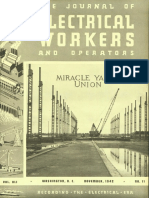 547. 1942-11 November the Journal of Electrical Workers and Operators