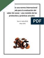 Elaboración de Productos de Cacao
