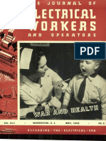 553. 1943-05 May the Journal of Electrical Workers and Operators