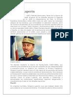 Biografia de Gregorio Luperon