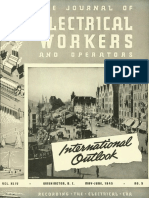 576. 1945-05 May-06 June the Journal of Electrical Workers and Operators