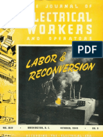 580. 1945-10 October the Journal of Electrical Workers and Operators