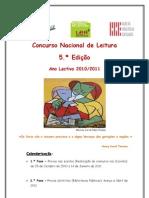 Concurso Nacional deLeitura(ESJM)