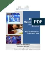 Guia Desafios Matematicos ETC2014