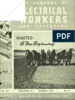594. 1946-12 December the Journal of Electrical Workers and Operators
