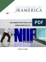 NIIF Para pymes Unidad 1