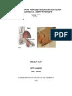 Asuhan Keperawatan Pada Klien Dengan Gangguan Sistem Muskuloskeletal Akibat Metabolisme