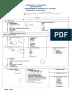 Instrumento_encuesta de Salud Bucal Propuesta Para 2018-1