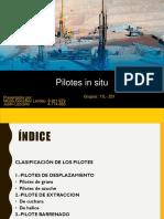 Charla de Pilotes