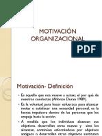 MOTIVACION_ORGANIZACIONAL