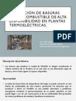 Propuesta Inicial _ Utilización de Basuras Como Combustible de Alta Disponibilidad
