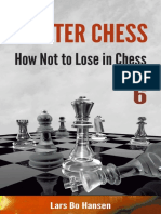 Hansen LB - Master Chess 6 - How Not to Lose in Chess LBH 2015