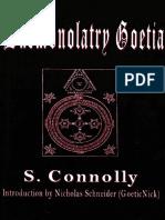 Demonolatry Goetia