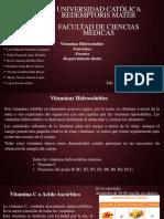 Vitaminas Hidrosolubles 3.01 Jeje
