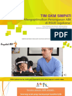 Presentasi Tim GKM SIMPATI