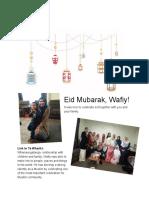 Wafiy July 2019