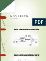 modul PSK