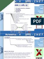 Matematica X