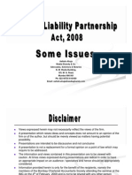 Limited Liability Partnership Act