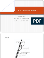 Hair Falls and Hair Loss