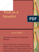 Rizal as a Novelist.pdf