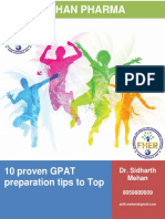 10 proven GPAT preparation tips to Top.pdf