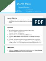 Deepak yadav resume.docx
