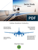 Sector Study Aviation