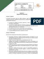 Código de Ética POL-GES-01 Andean