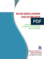 Rules and Regulation (13!11!2014)