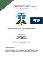 Laporan Penelitian Dan Analisis Tpa