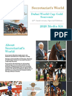 Dubai World Cup 2020 Media Kit