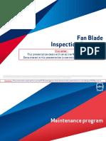 fan blade inspection