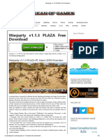 Warparty v1.1.3 PLAZA