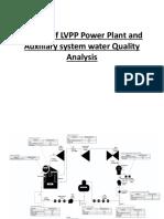 Water Analysis LVPP