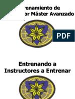 01 Entrenando Instructores a Entrenar