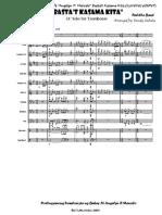 Bastat Kasama Kita Score Parts