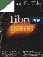 Catalogo libri game 1987