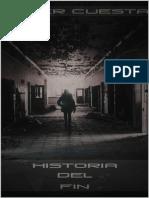 Historia Del Fin - Ester Cuesta