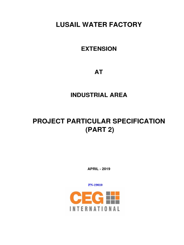 Specifications   Overall   PDF   Specification Technical Standard ...