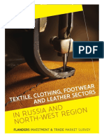 2017 Russia Clothing Textile Sector 1