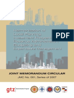 JMC Harmonization of Planning and Budgeting System
