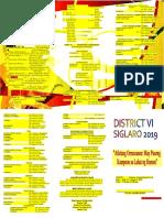 District Palaro Programme