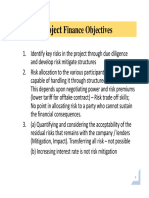 Project Finance Notes