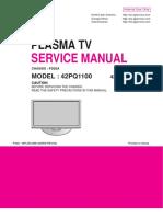 LG TV plasma ch.PD92A  42PQ1100.pdf