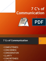 7 C's of communication.ppt