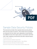 Sophos Example Data Security Policies Na