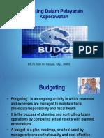Budgeting RR