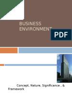 UNIT 1 Business Environment Unit-1FINAL