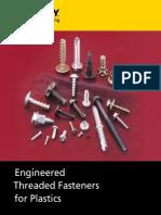 Threaded Fasteners for Plastics